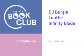 A Special Message (And Mix) From Book Club!